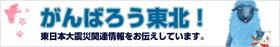 がんばろう東北!::東日本大震災関連情報をお伝えしています