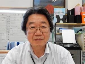 さぽーとセンターぴあ(ぴーなっつ)代表理事青田由幸氏